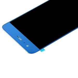 Image 5 - Xiaomi mi note 3 lcd 스크린 테스트 xiaomi mi note 3 디스플레이 5.5 인치 용 지문 키 부품이있는 Lcd 디스플레이 + 터치 스크린