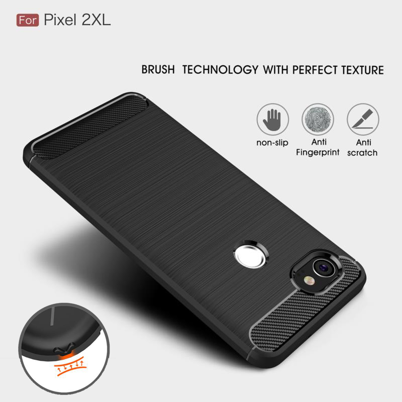 Case For Google Pixel Xl 2 Taimen Shock Full Protection Resistance Shockproof Back Cover For Google Pixel 2XL Cases Accessories