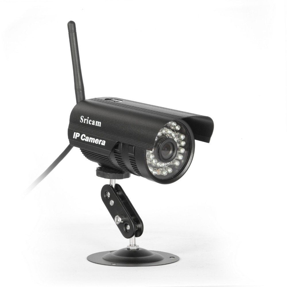 sricam wifi ip camera ir cut 1mp 720p waterproof outdoor