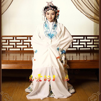 ZZB028  Beijing opera artistes studio portrait clothing  7 Colors stage drama fase dramma in costume Chinese style opera Garment