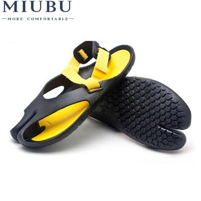 MIUBU Summer Style Male Garden Sandal Shoes Men Leisure Mix Colors Trendy Flip Flops Beach Sandals 1 Pair/ Lot Sizes unfoiled mix sizes 1440pcs crystal