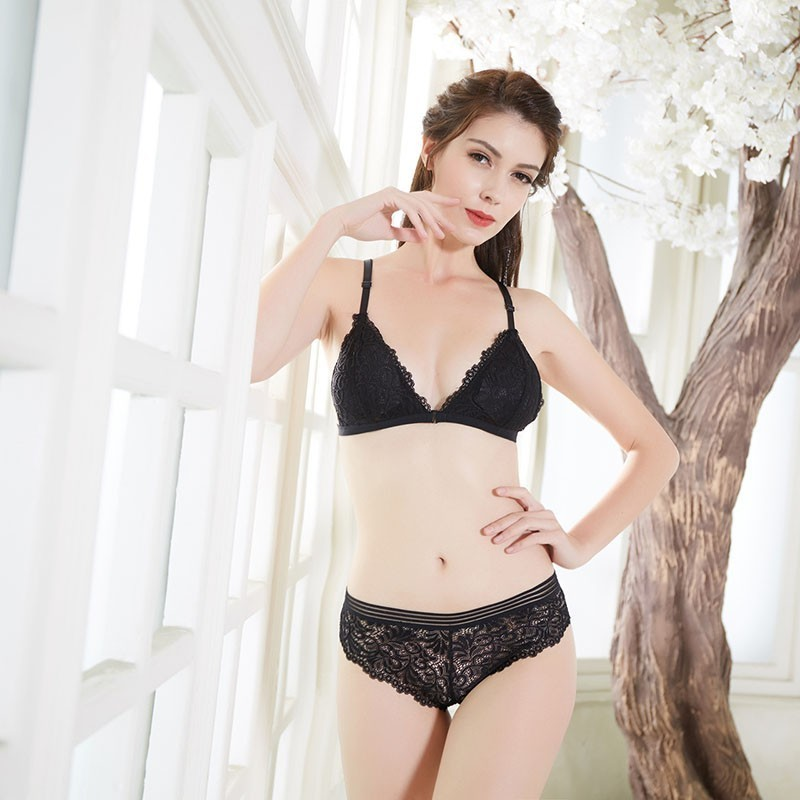 Bras For Women <font><b>Sexy</b></font> Push Up <font><b>Bralette</b></font> <font><b>Encaje</b></font> <font><b>Mujer</b></font> Brassiere Femme <font><b>Sexy</b></font> Lace Underwear Charming Comfortable Fairy High Quality image