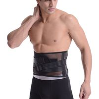 plate to protect the waist breathable and comfortable to protect the waist The waist belt damage Male and female common