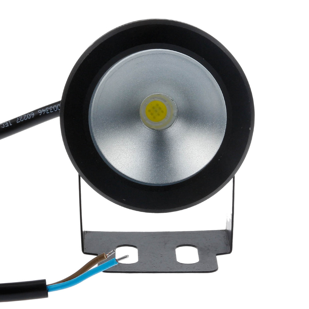Led Lamps Collection Here 10pcs/lot 10w Ip68 Dc12v Underwater Led Light Waterproof Outdoor Swimming Pool Light Warm White Cool White Black