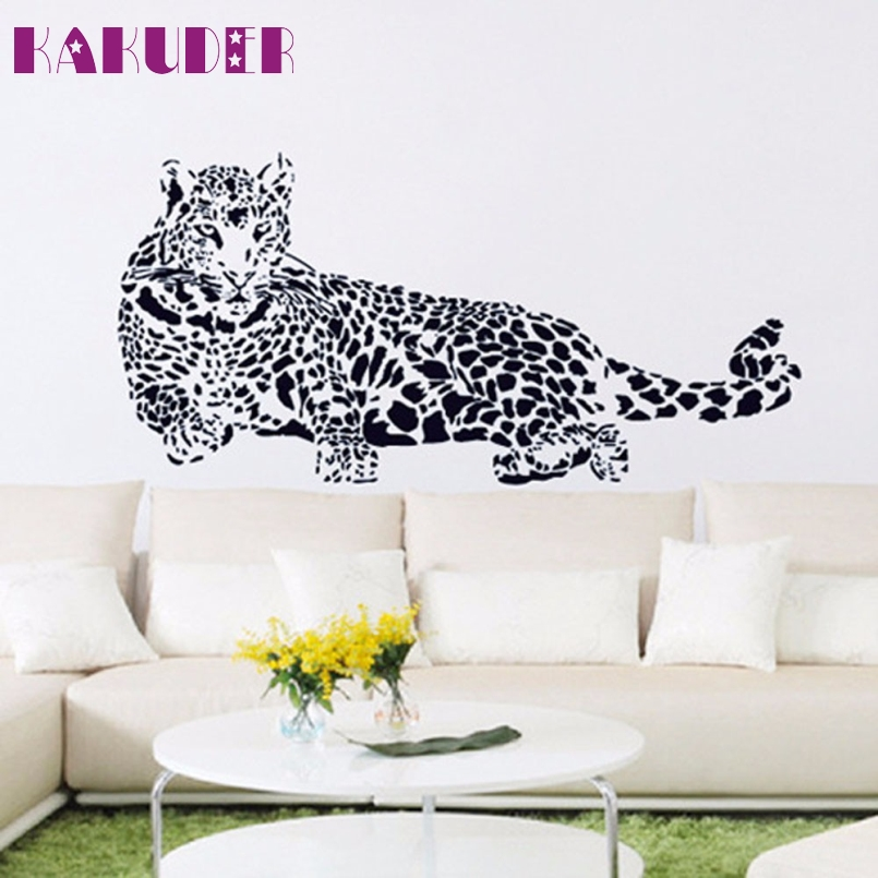 Guepardo pegatinas compra lotes baratos de guepardo for Decoracion hogar leopardo