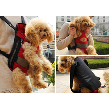 Pet Carrier Backpack Portable Pet Dog Carrier Travel Bag Pet Dog Front Bag Mesh Backpack Head Out Double Shoulder