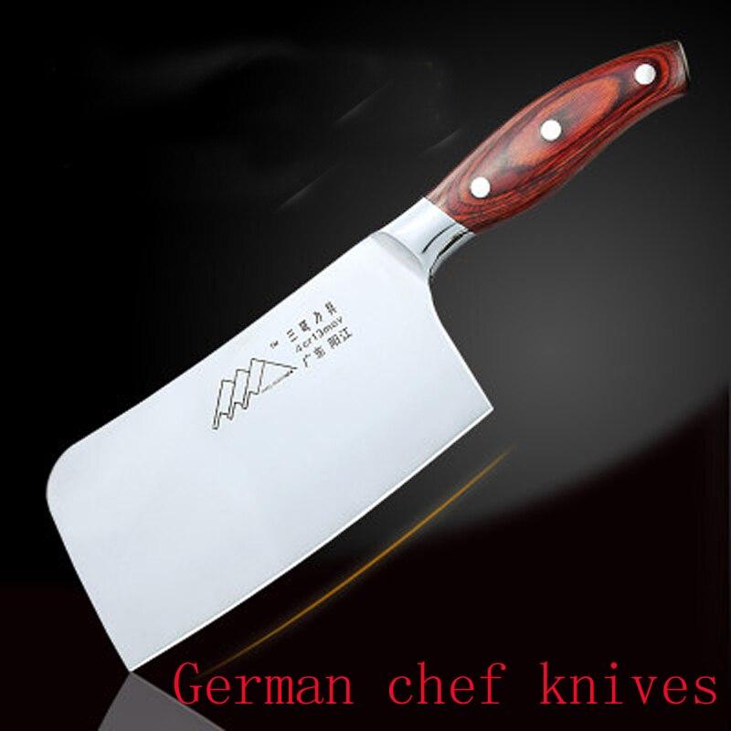 Kitchen font b knife b font chef font b knife b font 7 inch damascus veins