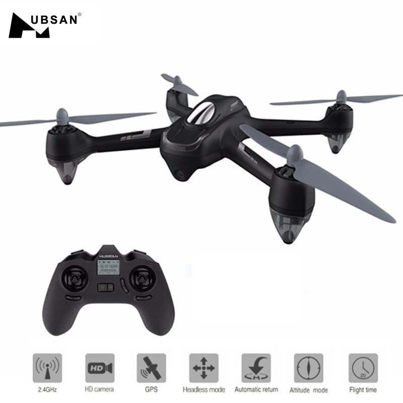 Hubsan X4 H501C FPV с 1080 P HD Камера gps высота режим удержания 2,4 г 4CH Радиоуправляемый Дрон Quadcopter RTF золотистый и черный