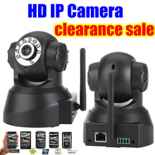 New arrival WIFI HD IP Camera Wireless Infrared IR cctv security camera Network webcam ipcam two way audio motion detection