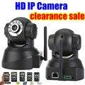 Nova chegada wi fi câmera HD IP sem fio infravermelho IR câmera de segurança cctv rede webcam ipcam duas vias de áudio detecção de movimento