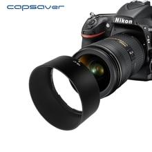 Capsaver HB-47 Lens Hood para Nikon 50mm f/1.4G & 50mm f/1.8G AF-S baioneta Lens Hood Proteger Acessórios Da Câmera