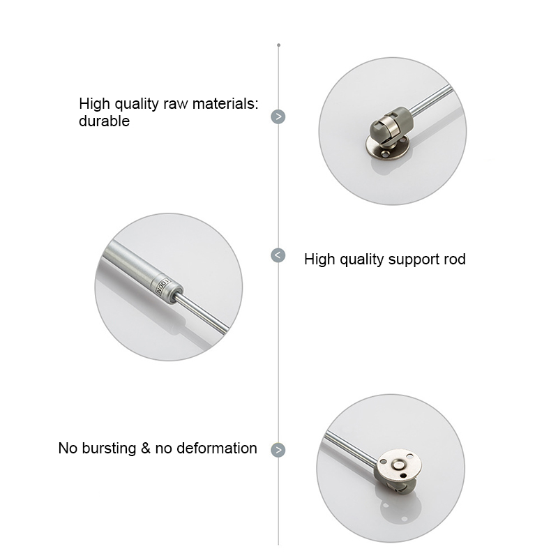 все цены на Furniture Hinge Kitchen Cabinet Door Lift Pneumatic Support Hydraulic Gas Spring Stay Hold HG99 онлайн