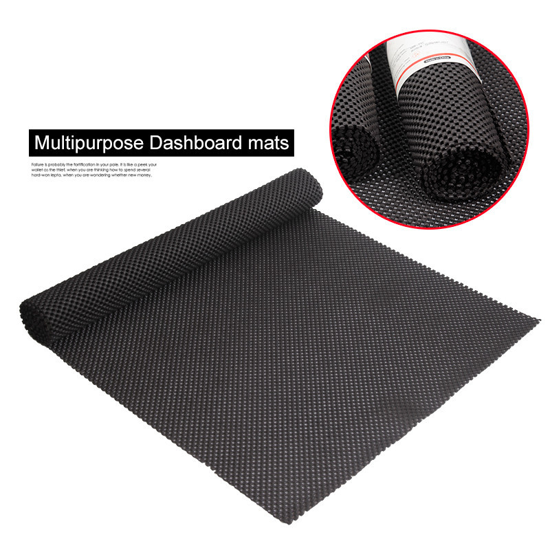 Car Dashboard Trunk Sticky Pad Mat Anti-Slip Outside 150cm*50cm Mesh Fabric PVC Foam Custom Anti Slip MatCar Dashboard Trunk Sticky Pad Mat Anti-Slip Outside 150cm*50cm Mesh Fabric PVC Foam Custom Anti Slip Mat