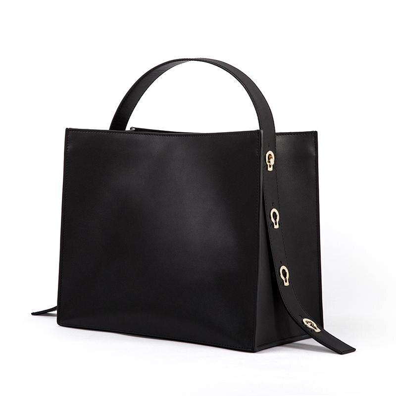Moda kobiety skórzane torebki damskie Patchwork wzór Top torby z uchwytami nowe mody dziewczyny torby na ramię jakości torba composite w Torby z uchwytem od Bagaże i torby na  Grupa 3