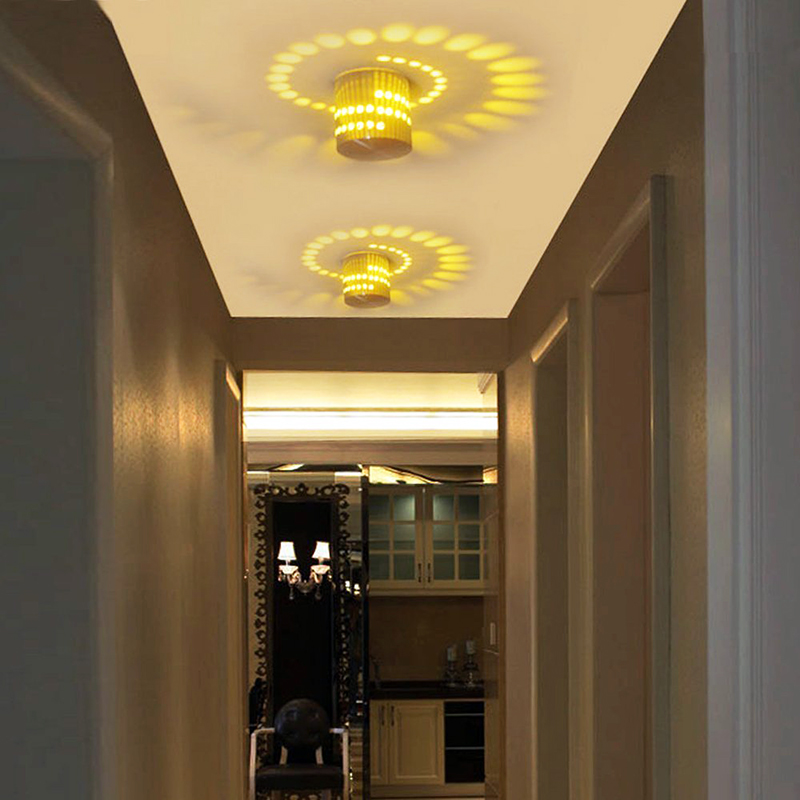 Lâmpadas de Parede quarto luz de parede do Características : Creative Led Wall Lights