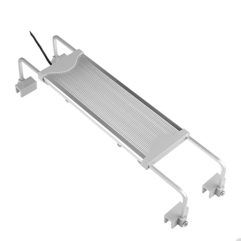 Ultrathin ультратонкий выдвижной SMD 18LED аквариум ламповый аквариум