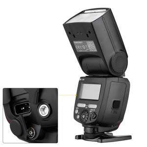 Image 4 - YONGNUO YN685 N/C 플래시 HSS 2.4G GN60 무선 마스터/슬레이브 Speedlite TTL 스피드 라이트 캐논 니콘 카메라