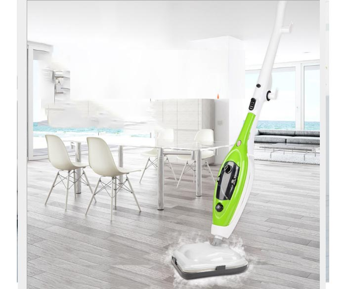Electric Sweeper   Broom Drag-and-dropSterilization mite Removal Steam Mop Household appliance Water Tank 400ML