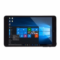 Original PiPo Work W2S 8 Inch Intel Z8300 Quad Core Dual OS Windows 10 Android 5