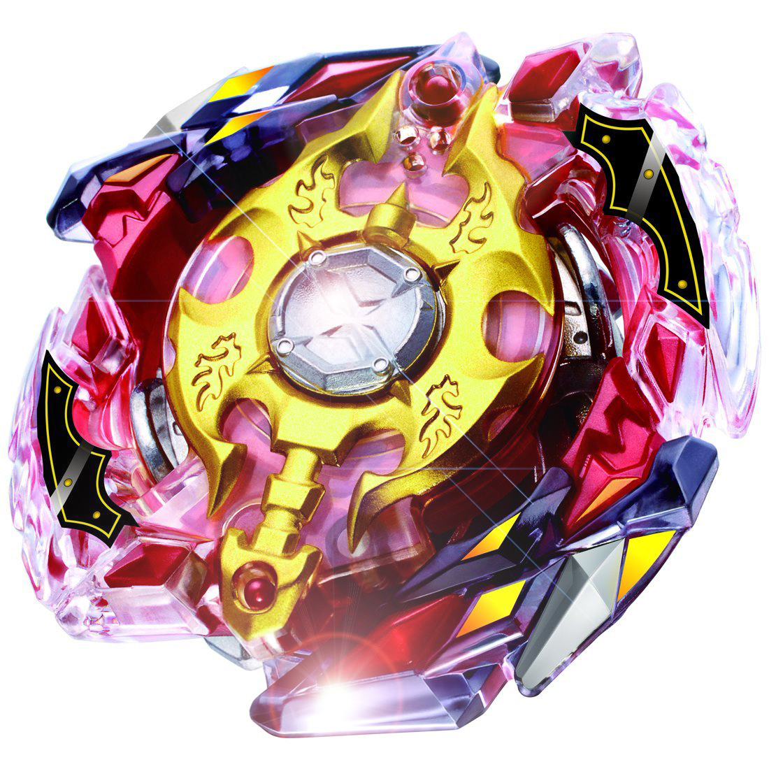 2 styles m tal beyblade burst jouets ar ne vente clatement gyroscope contenant metteur. Black Bedroom Furniture Sets. Home Design Ideas