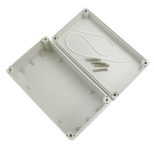 Waterproof 158x90x60mm Plastic Electronic Project Box Enclosure Cover CASE цена и фото