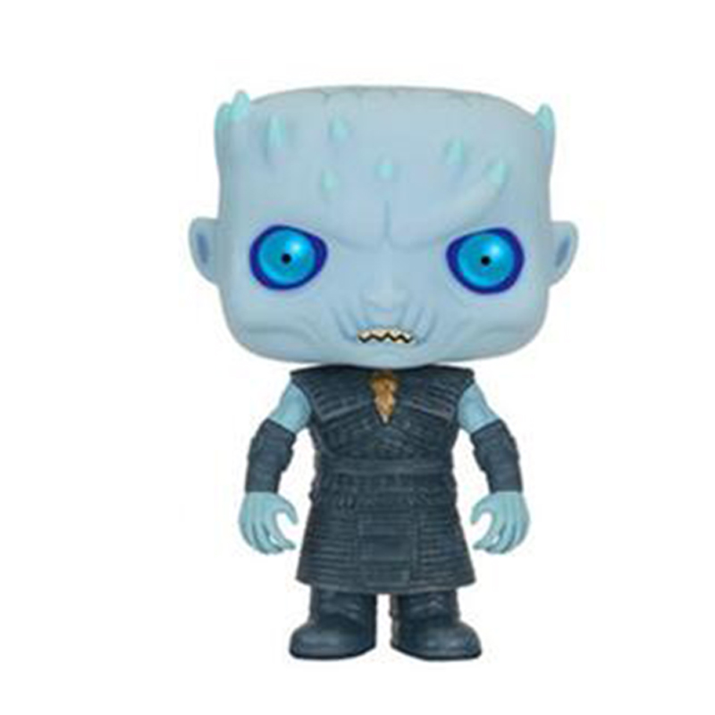 Elsadou #44 Game of Thrones Night King Action Figure Doll Toys for Collection