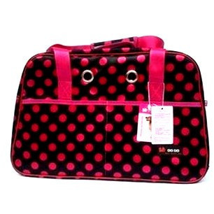 Free shipping 2012 NEW doggie totes puppy travel carrier handbag portable pet bag CK-415