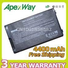 Apexway Черный Ноутбук Батарея для Asus A32-F80 F80 F80Cr F80s F81 F81E F81Se F83 F83E F83Cr F83S F83Se F83T F83VF F83V F83VD K41