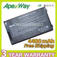 Laptop Battery For Asus A32 A8 A32 F80 A32 F80A A32 F80H A8 A8000 F8 F80