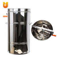 Middle Capacity Manual Full Stainless Steel Honey Extractor/Centrifuge For Honey