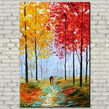Hand painted Canvas Oil painting Wall Pictures for Living room wall decor art canvas painting palette knife landscape painting 1 hand painted canvas oil painting wall pictures for living room wall decor art canvas painting palette knife landscape 50