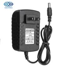 AC 110-240 В В ПОСТОЯННЫЙ 24 В 800mA Черный Пластик и Металл Адаптер Питания США Plug Для туман Maker Fogger