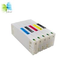 Winnerjet 9 colors T6361-T6369 full dye ink cartridge for Epson Stylus Pro 7890 9890 7908 9908 compatible ink cartridges цена в Москве и Питере