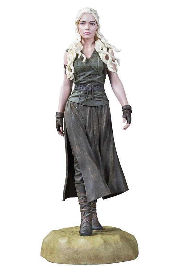 Daenerys Targaryen Daenerys Stormborn 25 CM PVC Action Figure Figuras Brinquedos Model