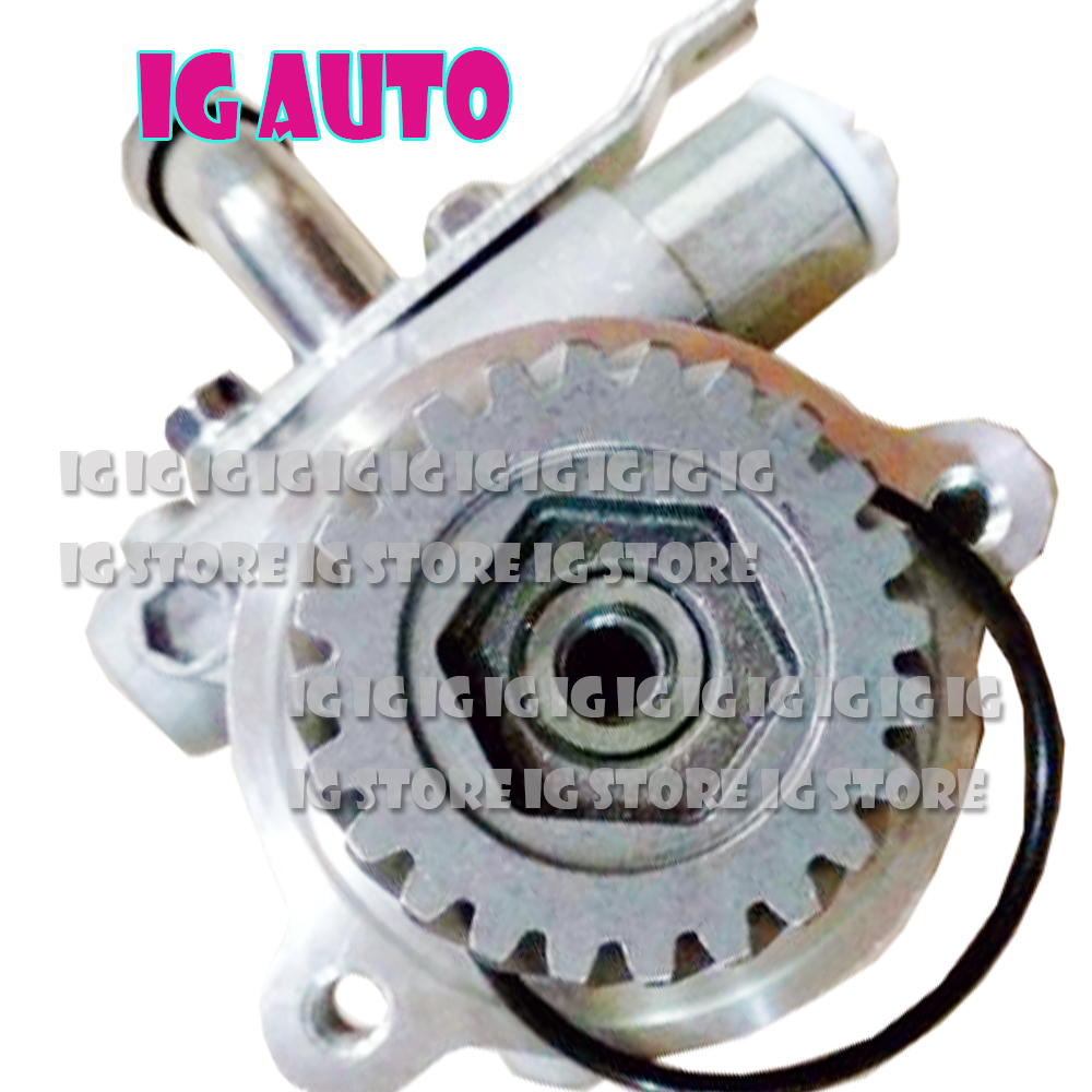 Brand New Power Steering Pump W Sensor ASSY For Mitsubishi L200 SP 4M41 MR992873 in Power Steering Pumps Parts from Automobiles Motorcycles