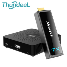 ThundeaL W2H Mini 2 10 to 30M Wireless 60GHz HDMI Transmitter Receiver HD 1080P Extender Feet Video Audio HDMI Sender Receiver