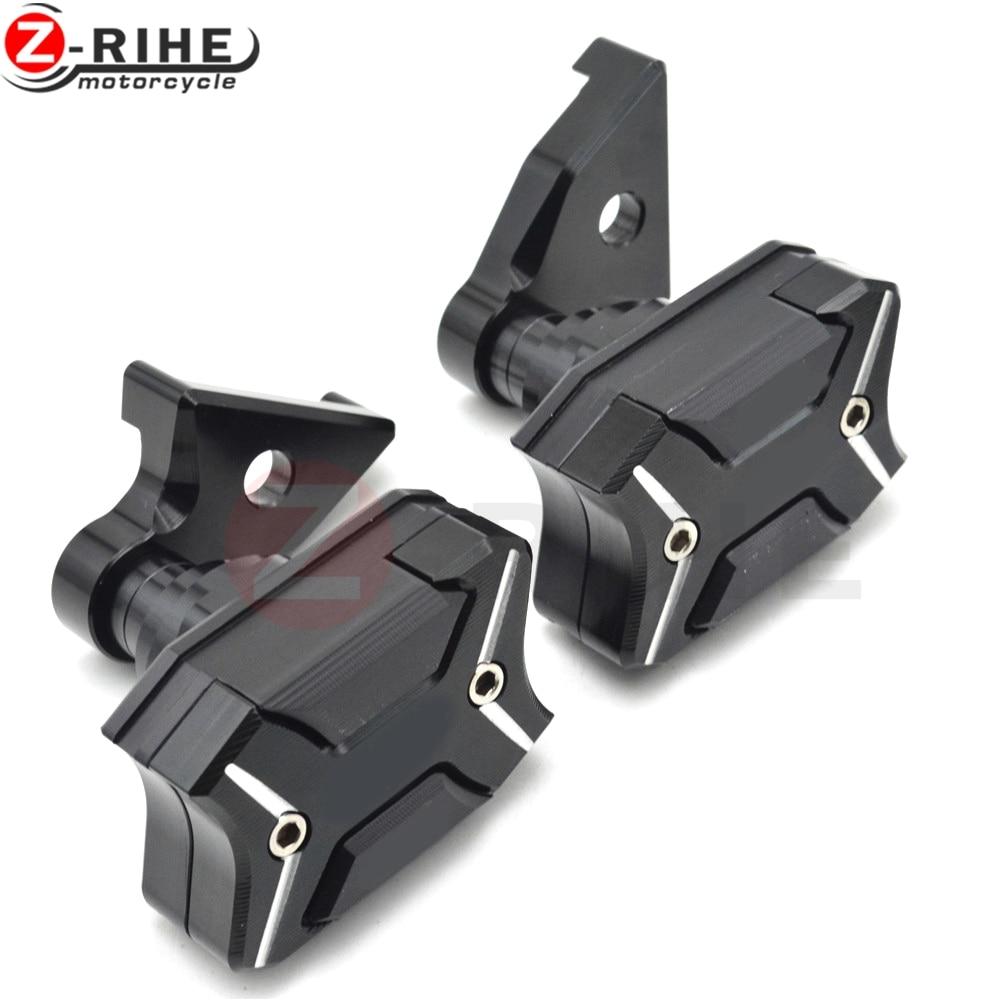 Motorcycle accessories Frame Crash Pads Engine Engine Cover Frame Sliders Crash Protector For Kawasaki Ninja ZX10R 2011-2013