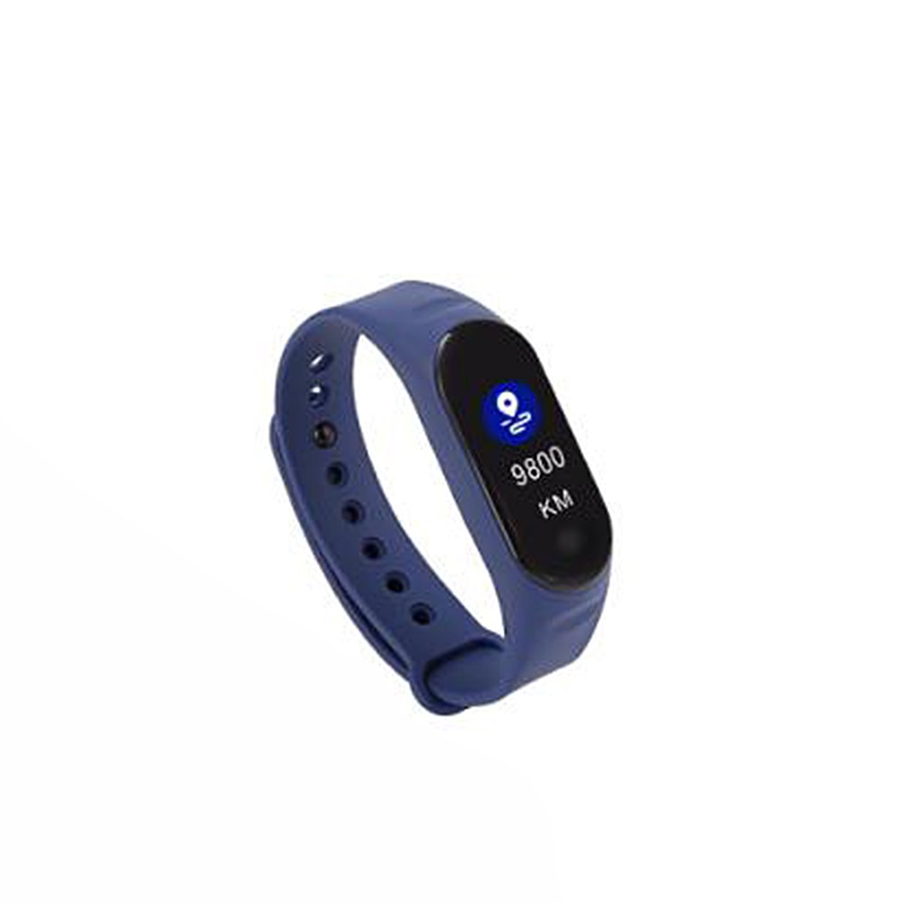 YEINDBOO M3 Smart Bracelet Waterproof Fitness Tracker With Sports Mode Heart Rate Sleep Monitor Message Reminder in Smart Wristbands from Consumer Electronics