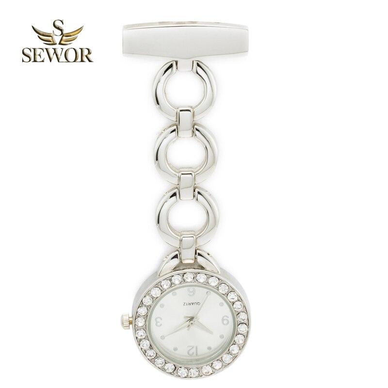 Ideal Como Regalo Para Enfermeras Capable Reloj De Bolsillo Con Diseño De Gato Relojes, Recambios Y Acces.
