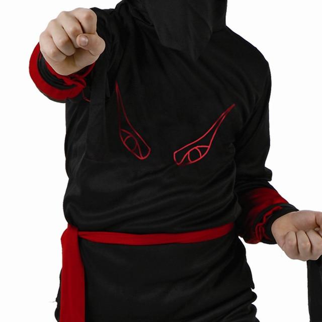 Naruto Ninja Knitted Costumes