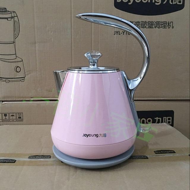 Dani Zhang K12 F3 220 V Rose 1.2L 304 en acier Inoxydable 1500 w ...