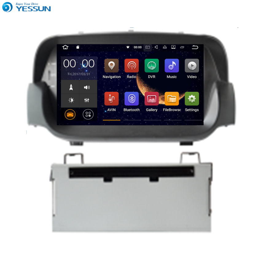 yessun for ford ecosport 2013 android car gps navigation. Black Bedroom Furniture Sets. Home Design Ideas