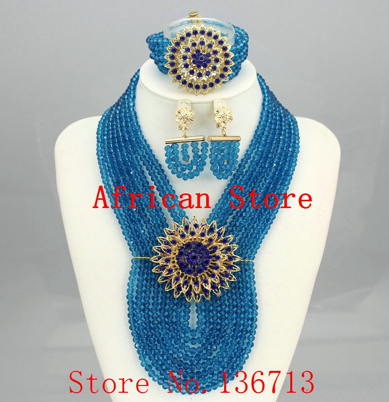 Fashion African Handmade Beads Layer Jewelry Set Women Summer Winter Choker Necklace Earrings Female Mother Party Gifts L0210Fashion African Handmade Beads Layer Jewelry Set Women Summer Winter Choker Necklace Earrings Female Mother Party Gifts L0210