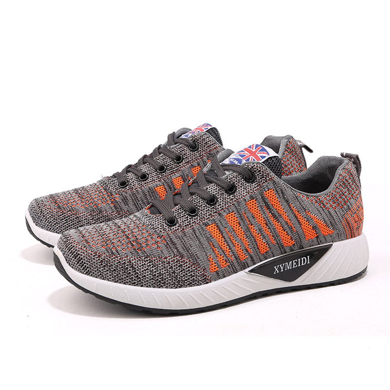 LAISUMK 2018 New Arrival Fashion Mesh Breathable Comfortable Spring Summer Casual Shoes Men shoes sneakers