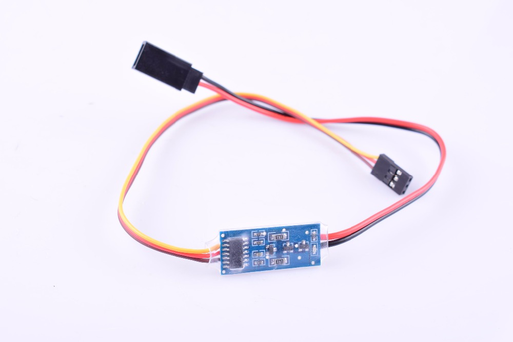 RC Receiver Switch  Dr Mad  Trust On/Off Control  Electronic  Switch For RC Planes Cars Boats