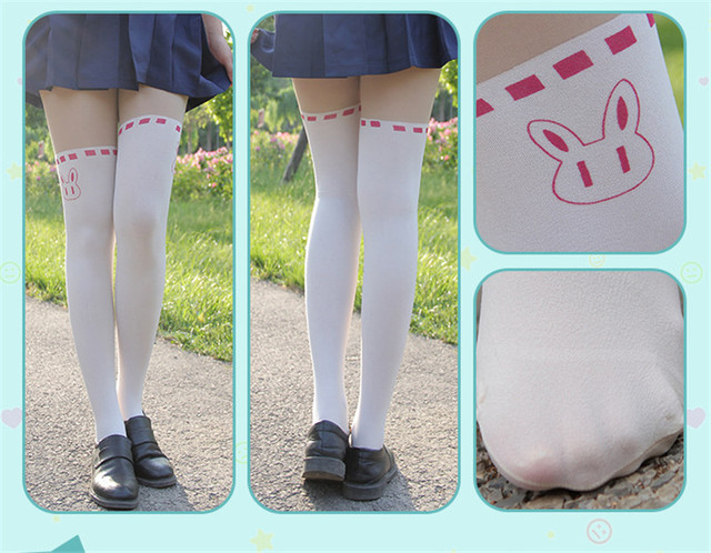 fcab09fef76 Anime LoveLive! stockings Cosplay Pantyhose Tights Leggings Girls new  Fashion