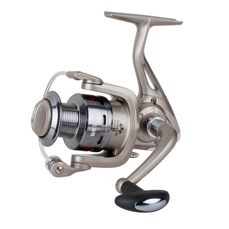 Metal Wire Cup Fishing Reel (2)