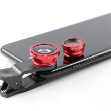 3 in 1 Mobile Phone Lens 0.67X wide-angle lens 10X Macro len