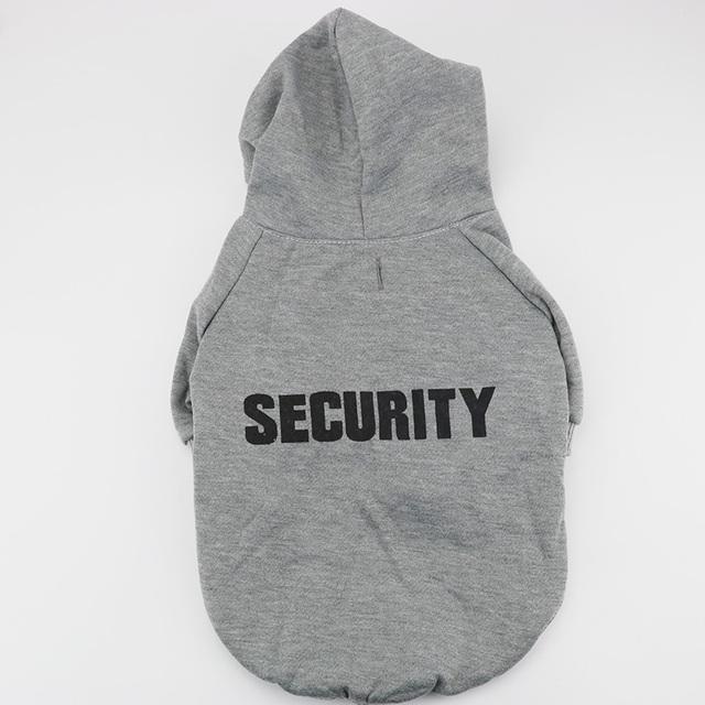 Security Printed Cat Costume