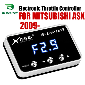 Car Electronic Throttle Controller Racing Accelerator Potent Booster For MITSUBISHI ASX 2009-2016 2017 2018 2019 Tuning Parts